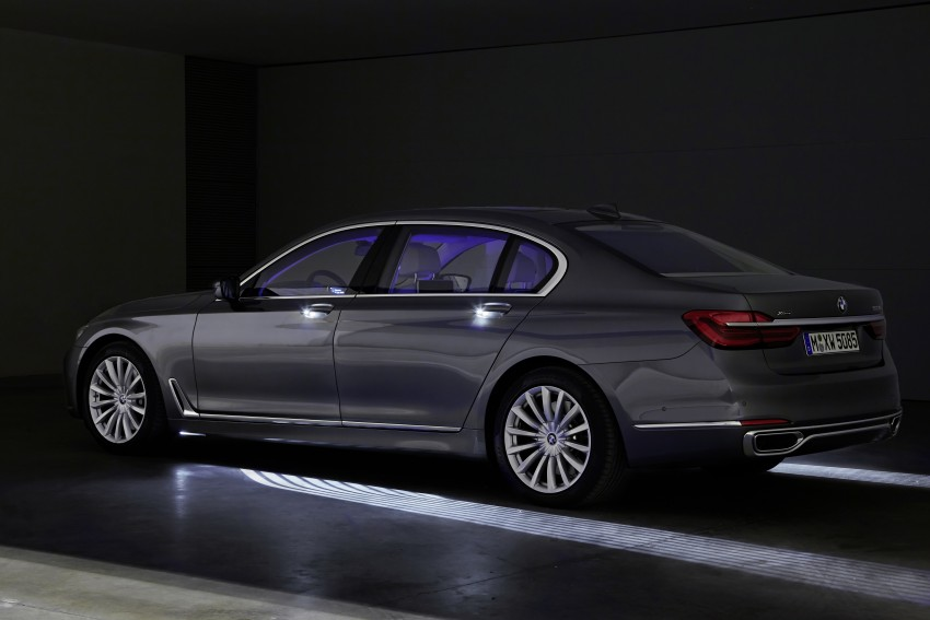 MEGA GALLERY: G11 BMW 7 Series in detail Image #372600