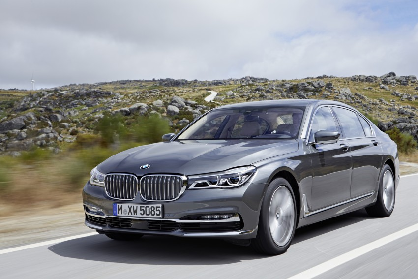 MEGA GALLERY: G11 BMW 7 Series in detail Image #372735