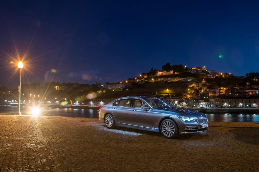 MEGA GALLERY: G11 BMW 7 Series in detail Image #372602