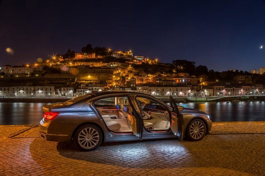 MEGA GALLERY: G11 BMW 7 Series in detail Image #372603