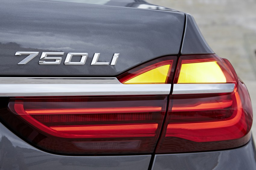 MEGA GALLERY: G11 BMW 7 Series in detail Image #372607
