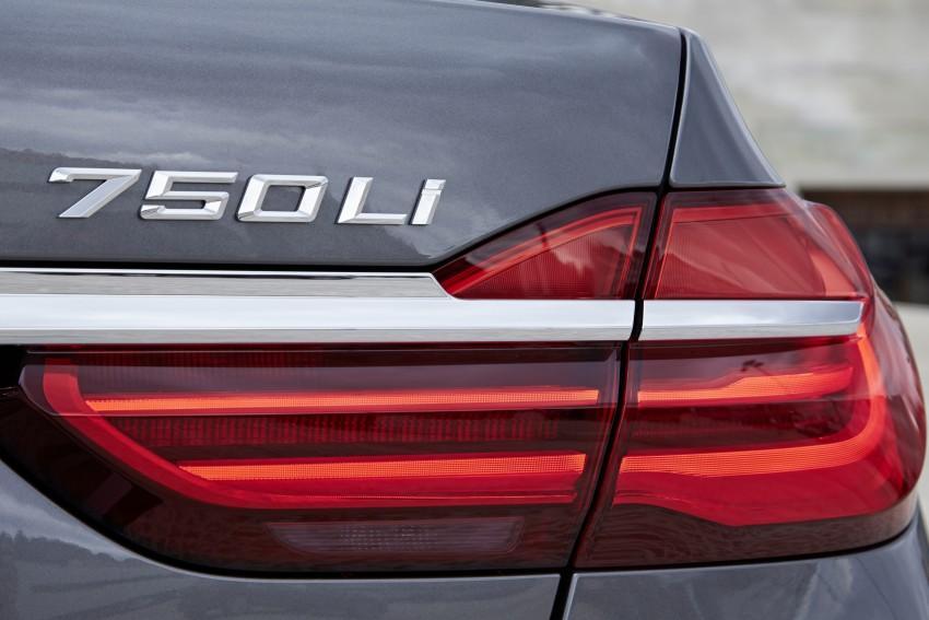 MEGA GALLERY: G11 BMW 7 Series in detail Image #372608