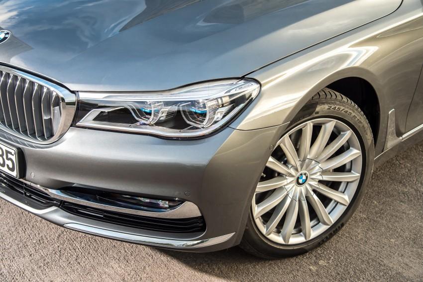 MEGA GALLERY: G11 BMW 7 Series in detail Image #372610