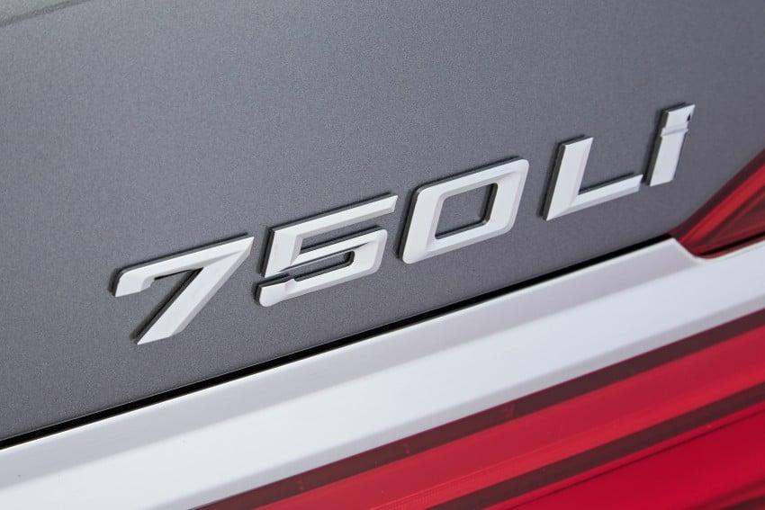 MEGA GALLERY: G11 BMW 7 Series in detail Image #372614