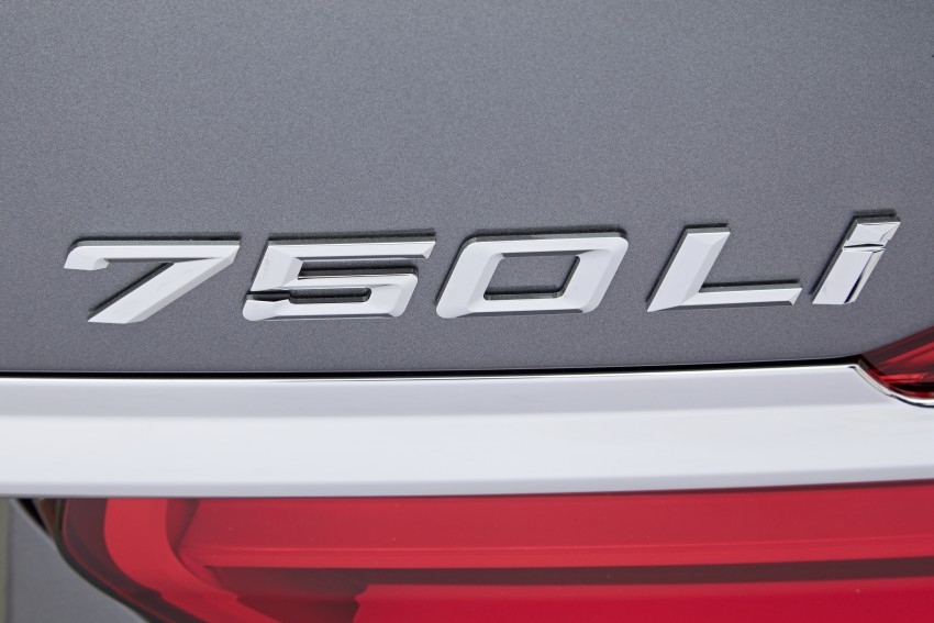 MEGA GALLERY: G11 BMW 7 Series in detail Image #372615