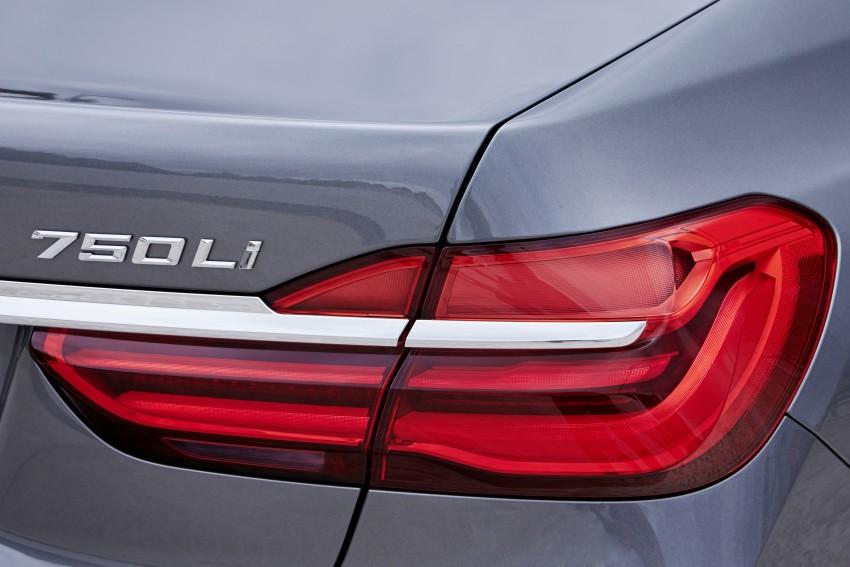 MEGA GALLERY: G11 BMW 7 Series in detail Image #372616