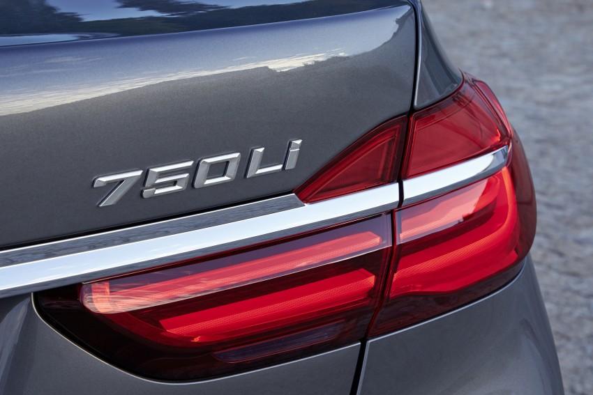 MEGA GALLERY: G11 BMW 7 Series in detail Image #372617