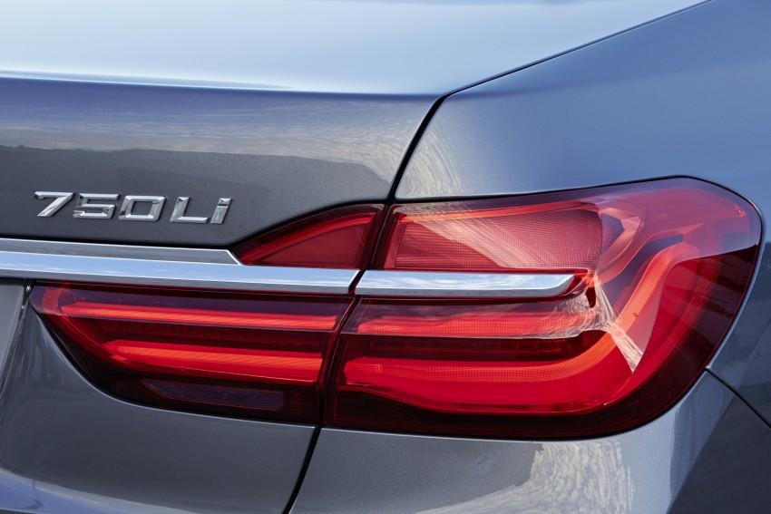 MEGA GALLERY: G11 BMW 7 Series in detail Image #372618
