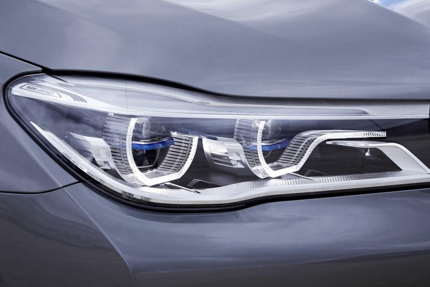 MEGA GALLERY: G11 BMW 7 Series in detail Image #372620