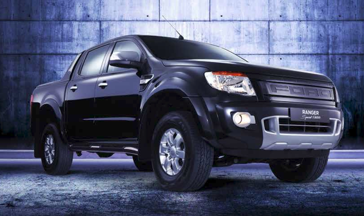 ford ranger special edition 100 units only rm108k. Black Bedroom Furniture Sets. Home Design Ideas