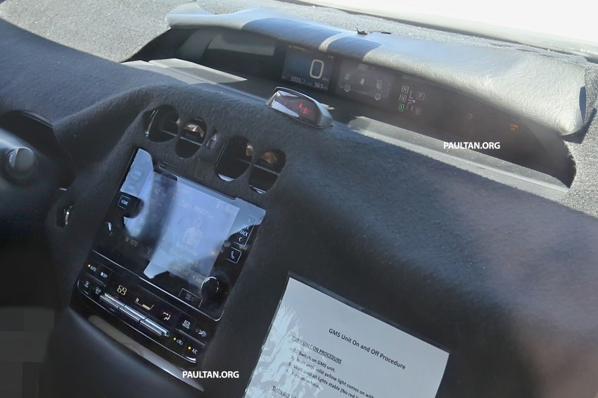 SPIED: 2016 Toyota Prius shows interior for first time! Image #367270