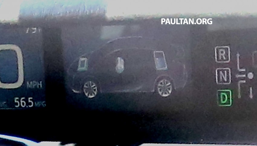 SPIED: 2016 Toyota Prius shows interior for first time! Image #367269