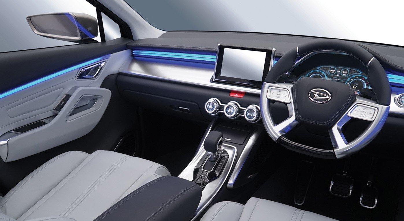 Giias 2015 Daihatsu Ft Concept Going The Suv Path Image