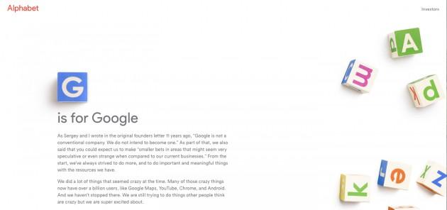 google-alphabet-website