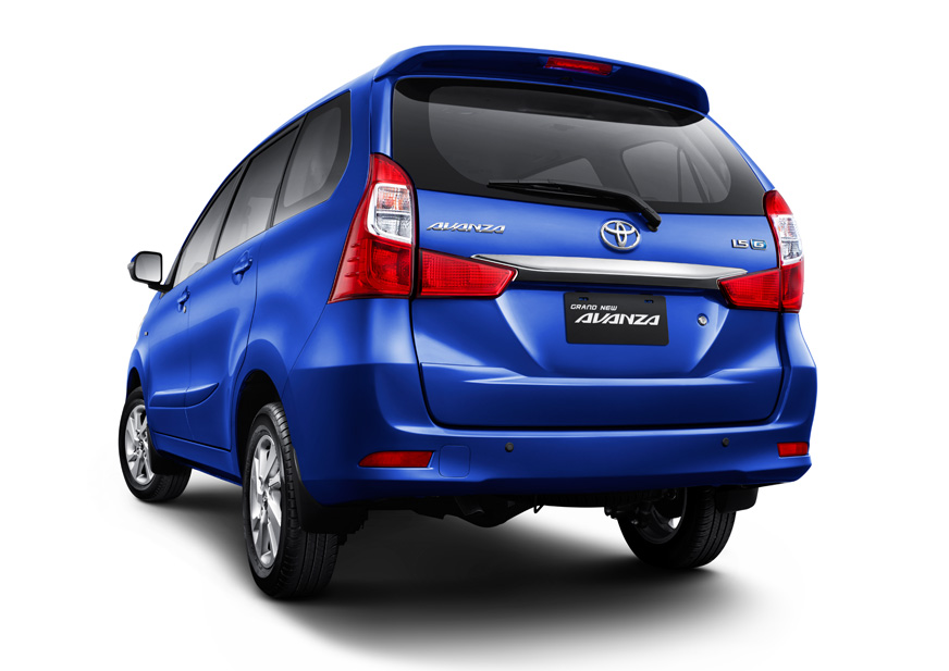 Avanza Toyota 2018 >> 2015 Toyota Avanza officially launched in Indonesia Image 366749