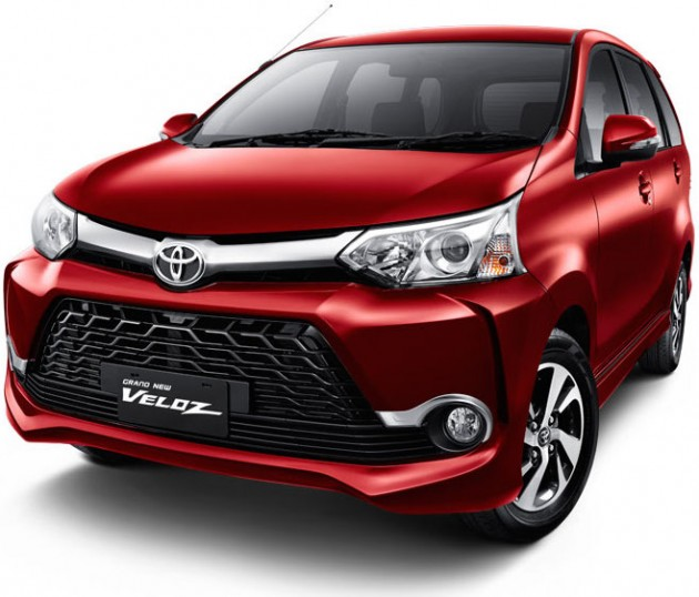 Avanza Veloz 2018 >> 2015 Toyota Avanza officially launched in Indonesia