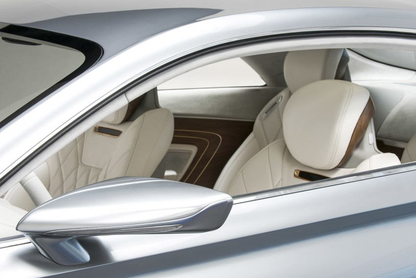 Hyundai Vision G Coupe Concept officially revealed Image #366638