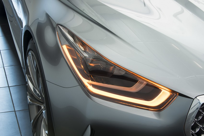 Hyundai Vision G Coupe Concept officially revealed Image #366641
