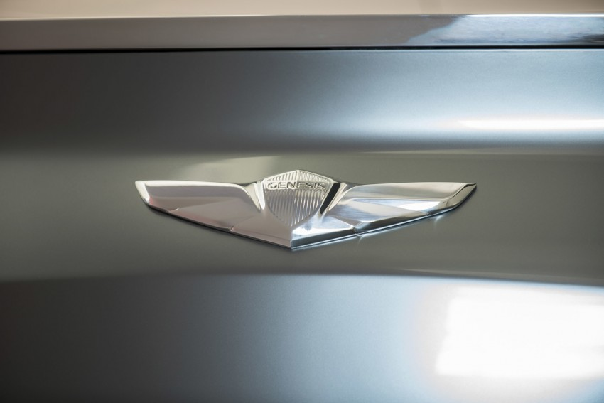 Hyundai Vision G Coupe Concept officially revealed Image #366651