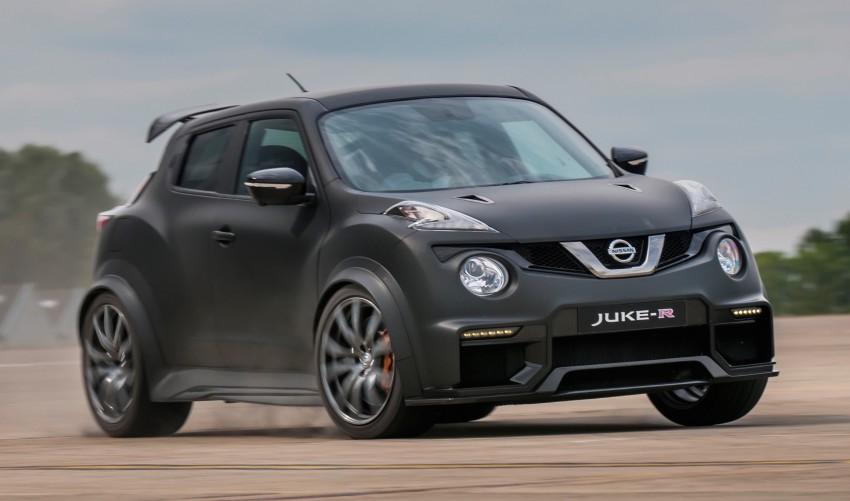 Nissan Juke-R 2.0 set for limited production, 17 units Image #363481