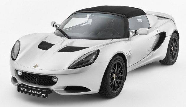 lotus elise great britain limited edition fr rm255k. Black Bedroom Furniture Sets. Home Design Ideas