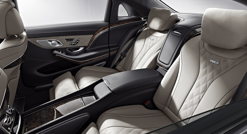 Maybach name returns to Thailand with launch of S500 Image #365553