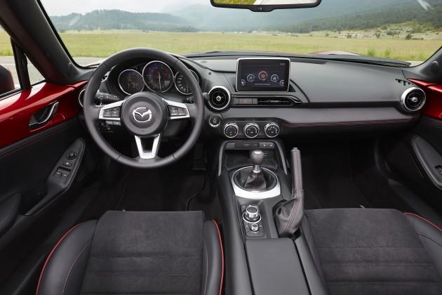Mazda MX-5 - Nice