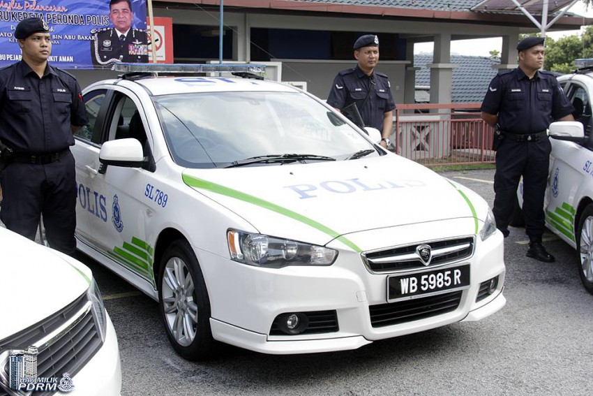 PDRM to receive 1,200 new patrol cars, new livery too Image #368250