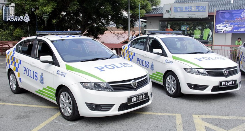 PDRM to receive 1,200 new patrol cars, new livery too Image #368251