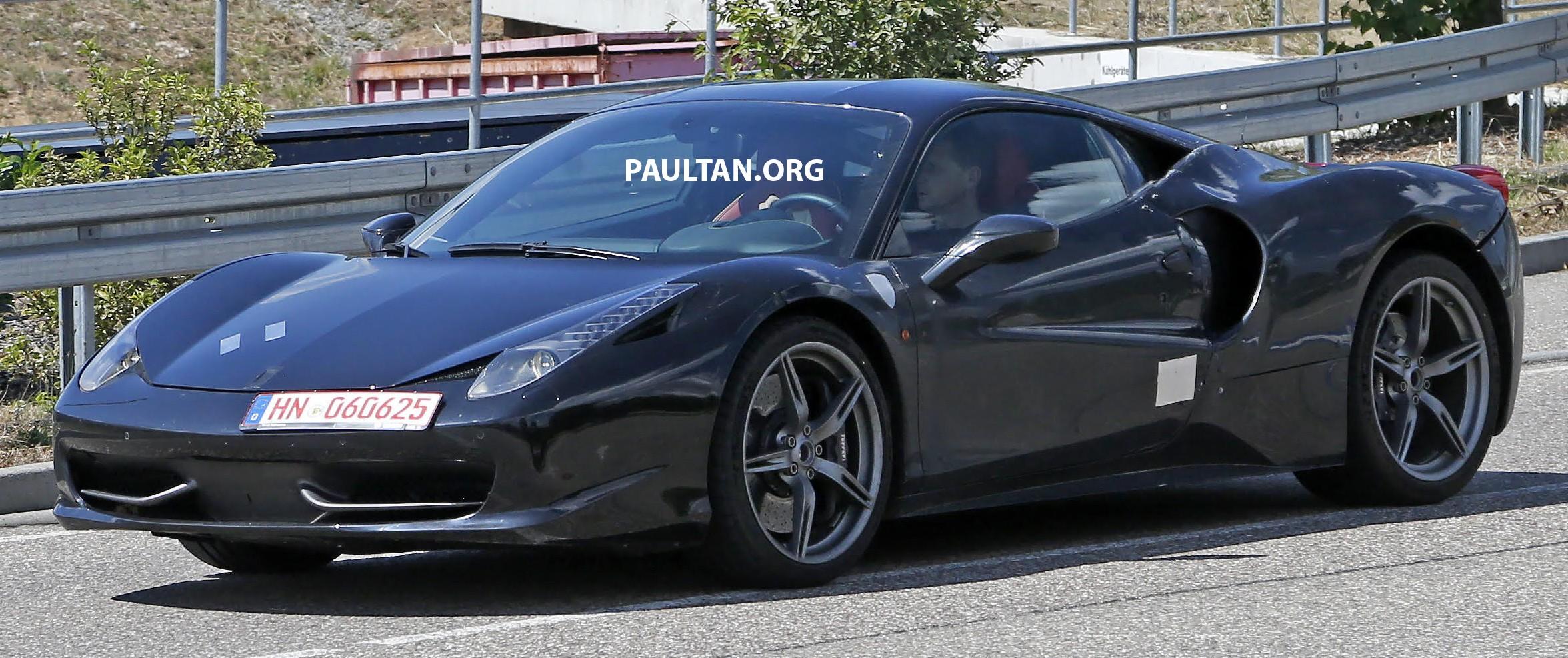 Ferrari Dino 2019 >> SPIED: 2019 Ferrari Dino captured for the first time!