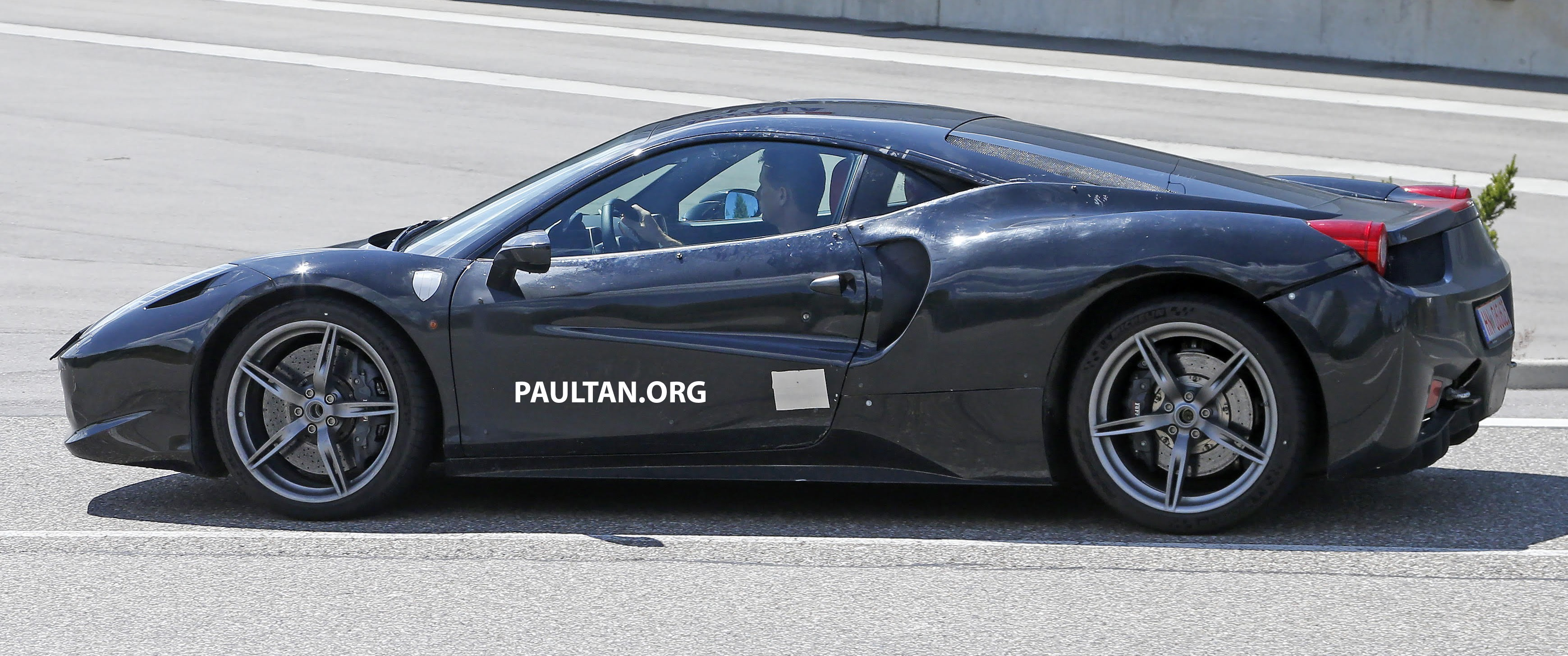 SPIED: 2019 Ferrari Dino captured for the first time ...