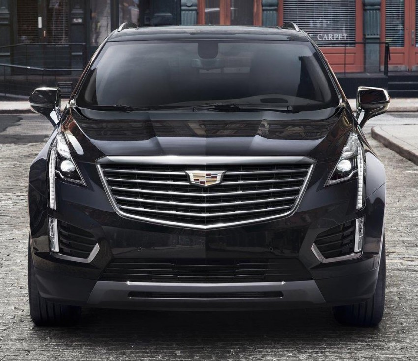 VIDEO: 2017 Cadillac XT5 SUV teased via NYC flyby Image #378472
