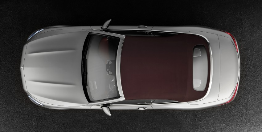 Mercedes-Benz S-Class Cabriolet officially revealed Image #374213