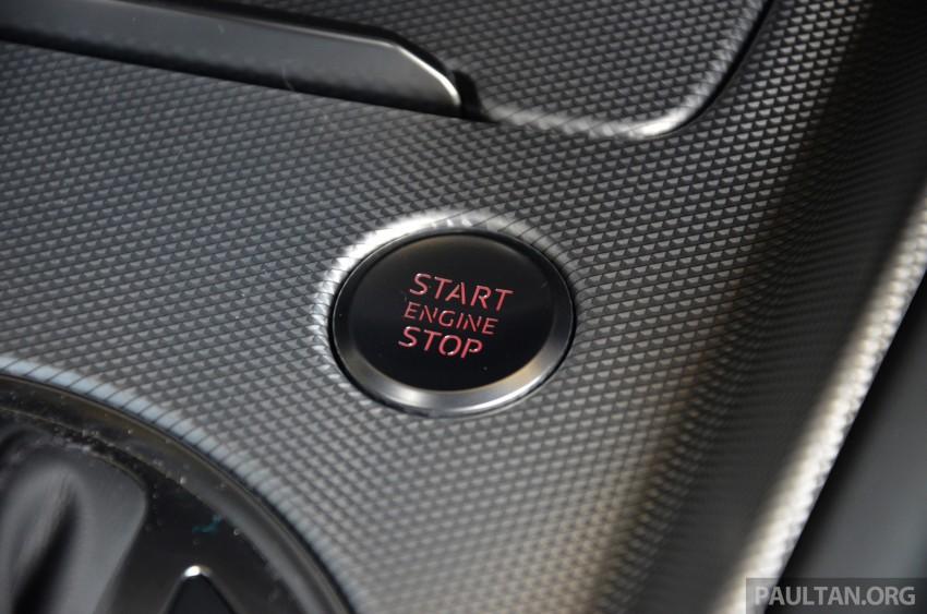 DRIVEN: 2015 Audi TT 2.0 TFSI – trading feel for speed Image #374946