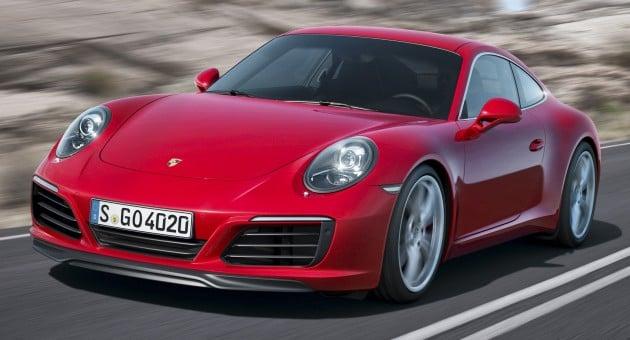 2016 991 Gen Porsche 911 Carrera S