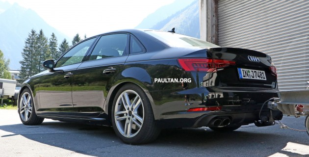 2016 Audi S4 Spyshots-12