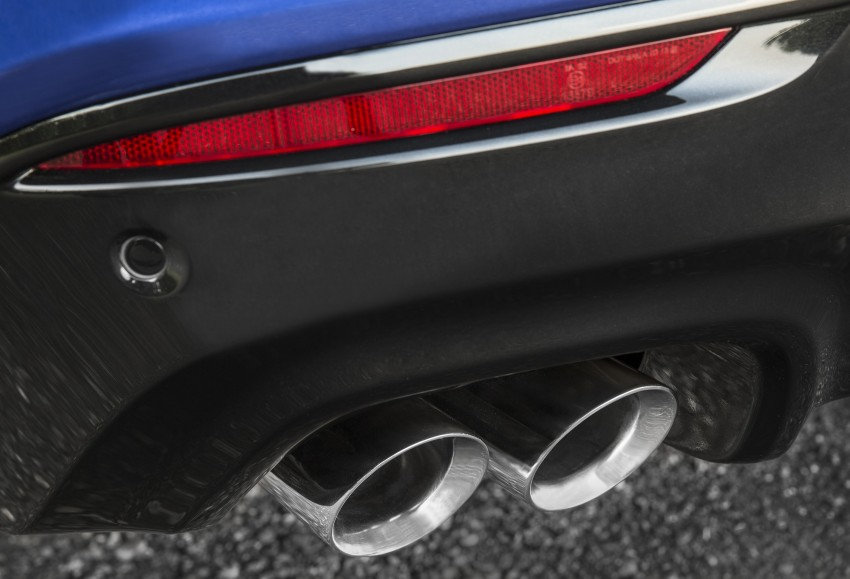 2016 Chevrolet SS gets facelift and dual mode exhaust Image #380942
