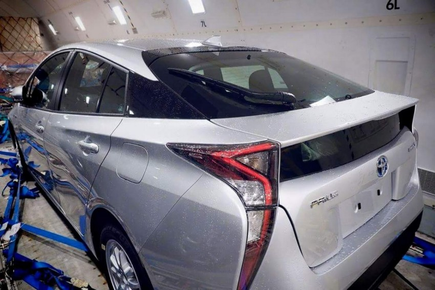 2016 Toyota Prius revealed before its world premiere! Image #373472