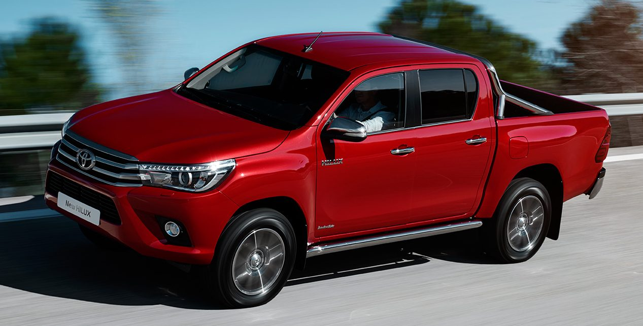 psa peugeot citroen pick up will be based on hilux. Black Bedroom Furniture Sets. Home Design Ideas