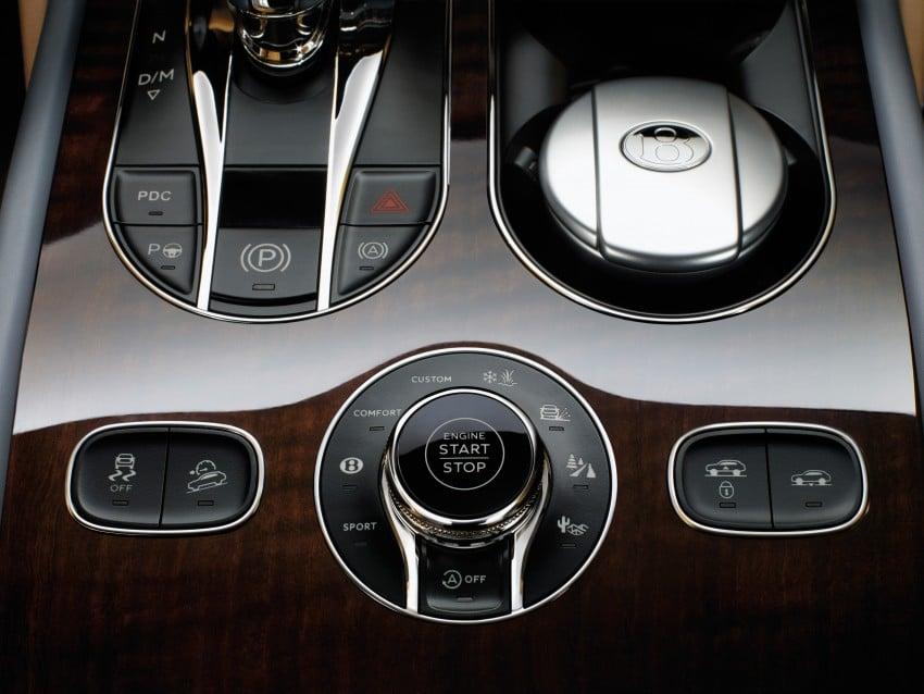 2016 Bentley Bentayga – world's fastest SUV revealed! Image #377437