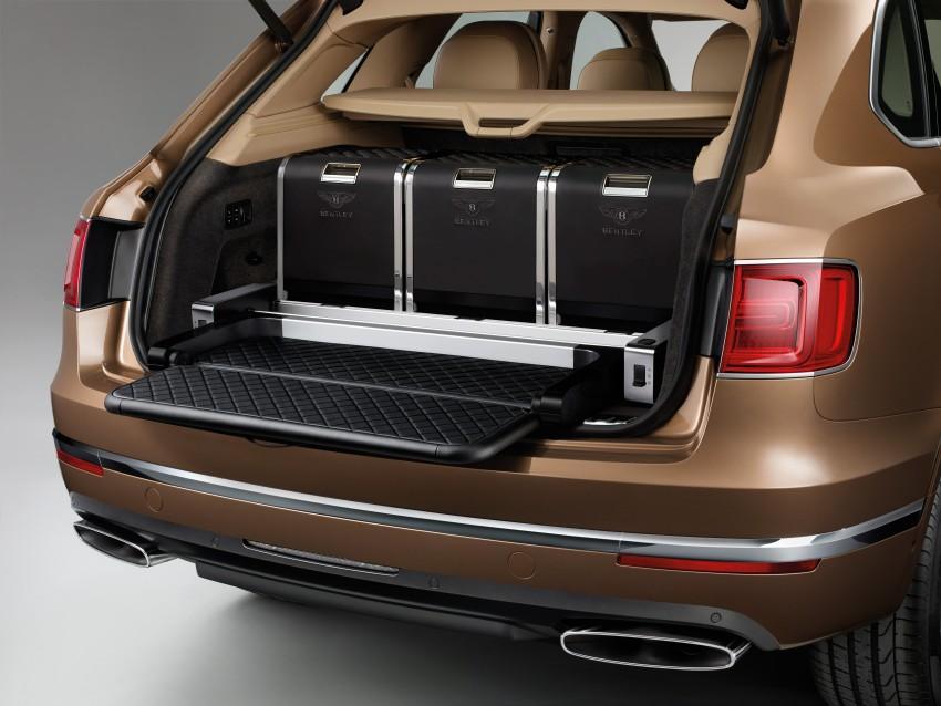 2016 Bentley Bentayga – world's fastest SUV revealed! Image #377439