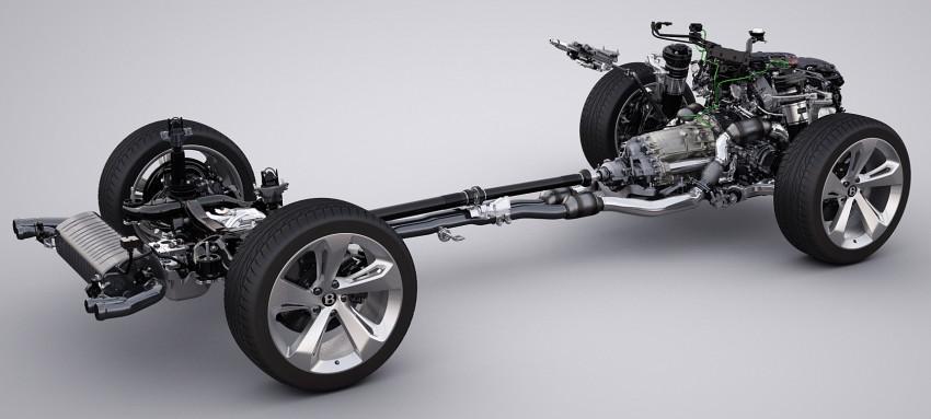 2016 Bentley Bentayga – world's fastest SUV revealed! Image #377442