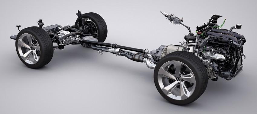 2016 Bentley Bentayga – world's fastest SUV revealed! Image #377443