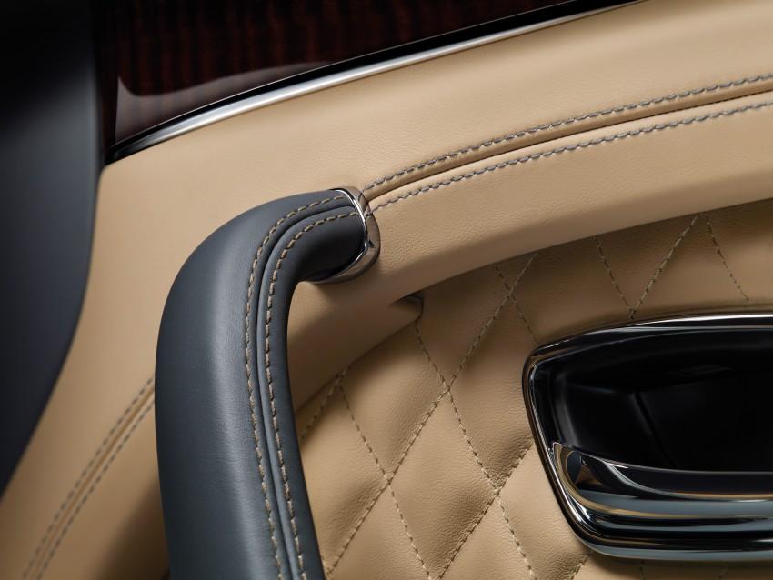 2016 Bentley Bentayga – world's fastest SUV revealed! Image #377449