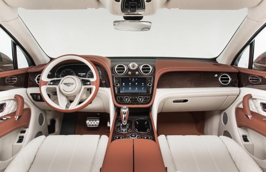 2016 Bentley Bentayga – world's fastest SUV revealed! Image #377457