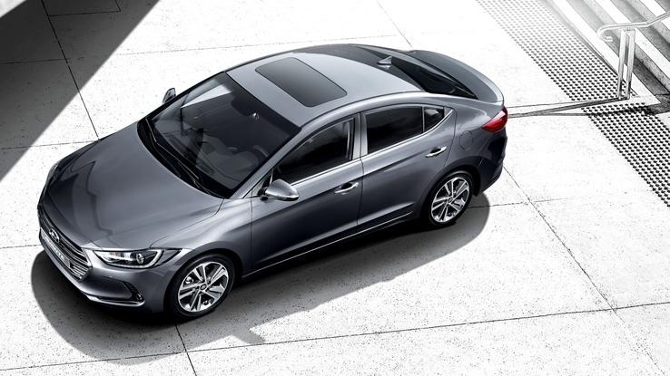 2016 Hyundai Elantra – sixth-gen unveiled in Korea Image #377932