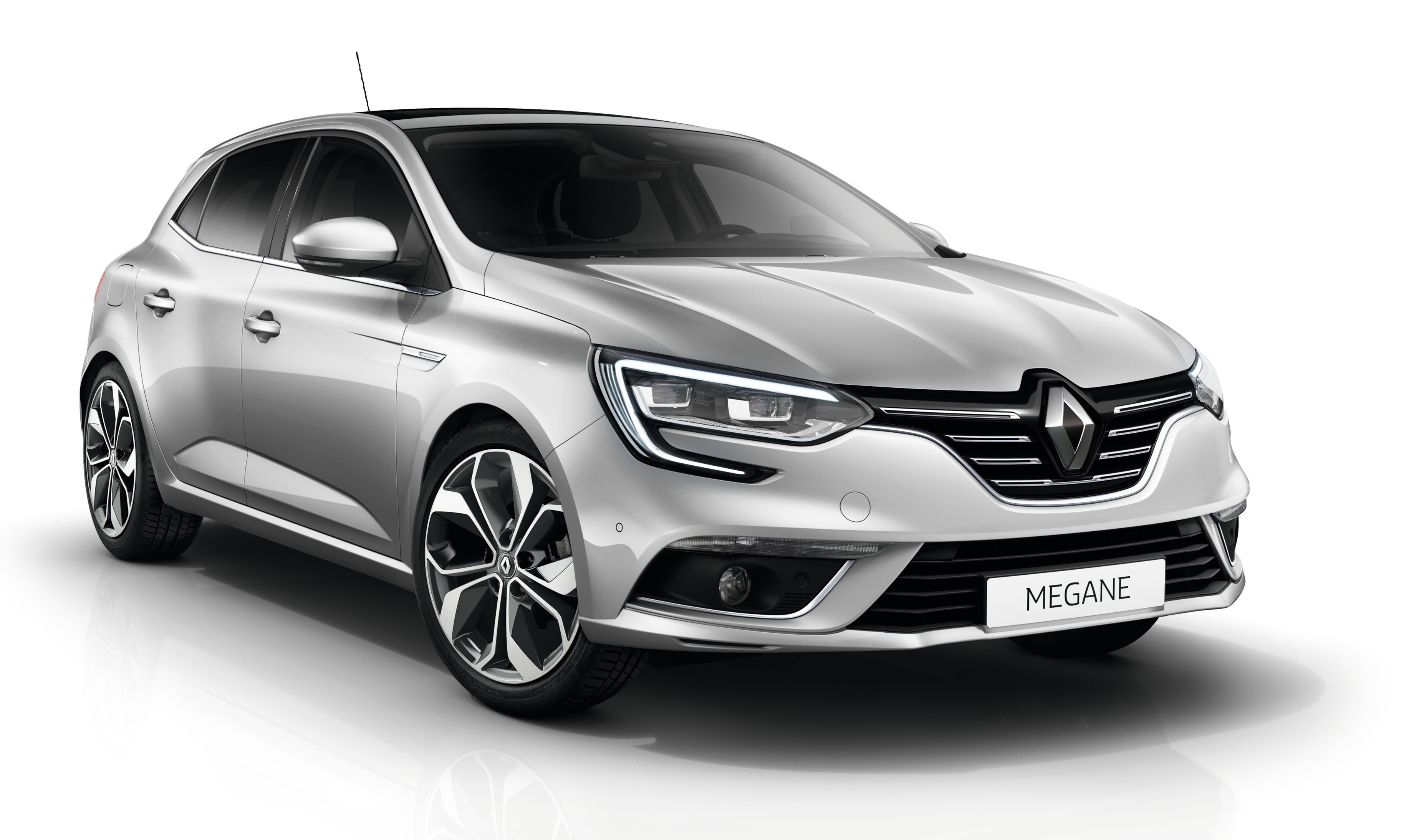 Renault Megane IV debuts at Frankfurt 2015 show Paul Tan ...