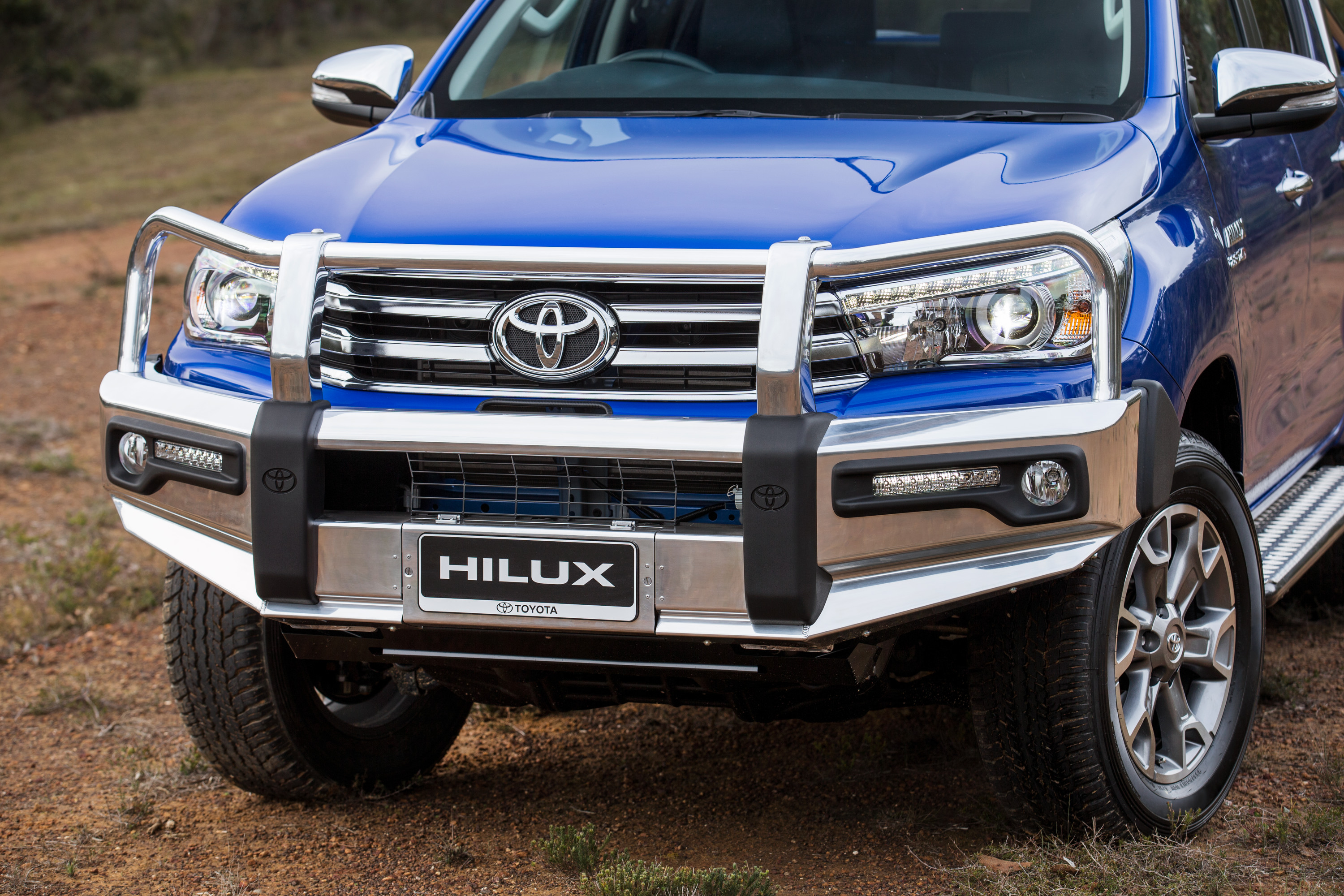 New Toyota Hilux Gets Over 60 Accessories In Australia