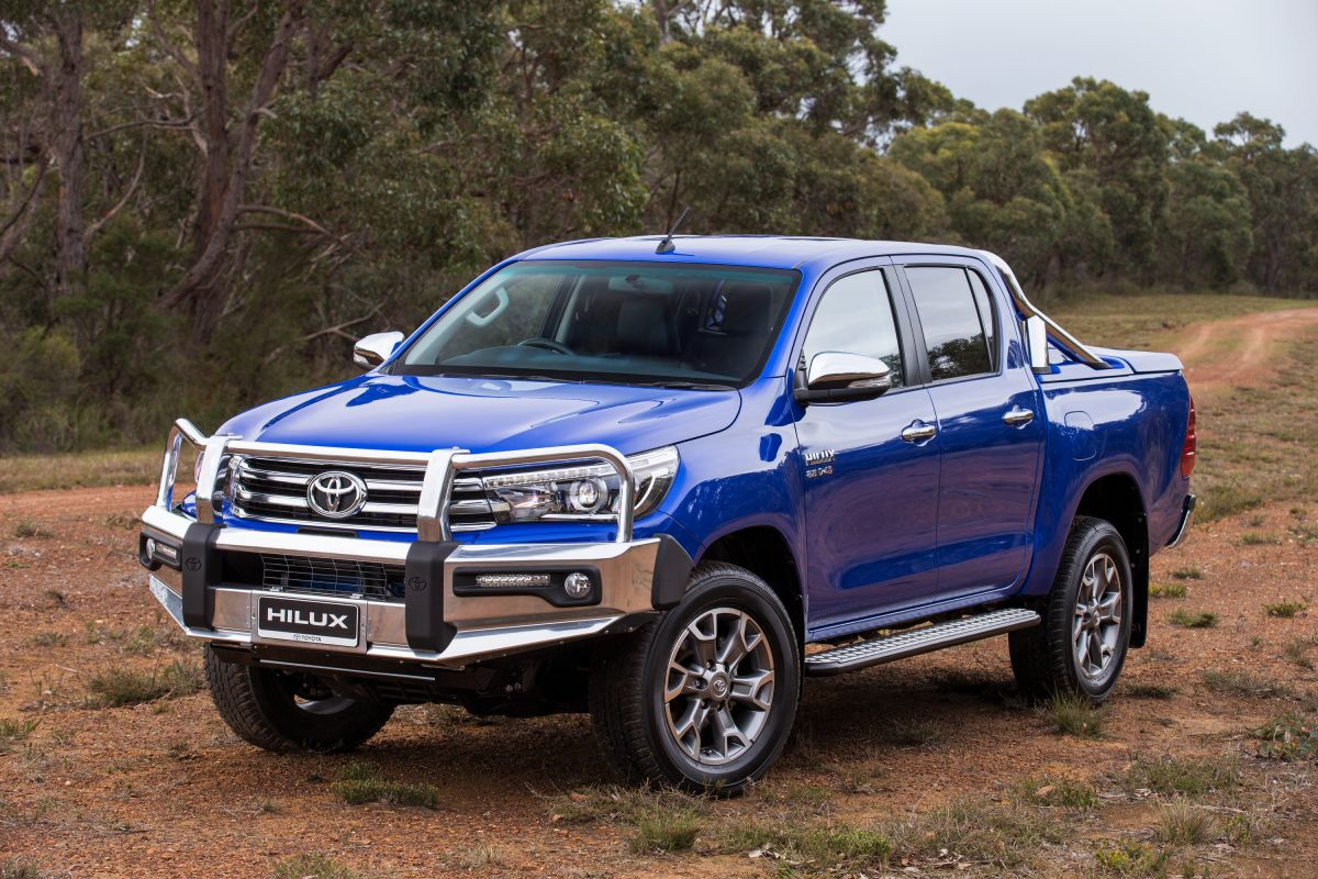 New Toyota Hilux Gets Over 60 Accessories In Australia Fortuner Fuse Box Location
