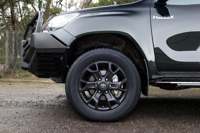 New Toyota Hilux gets over 60 accessories in Australia Image #378429